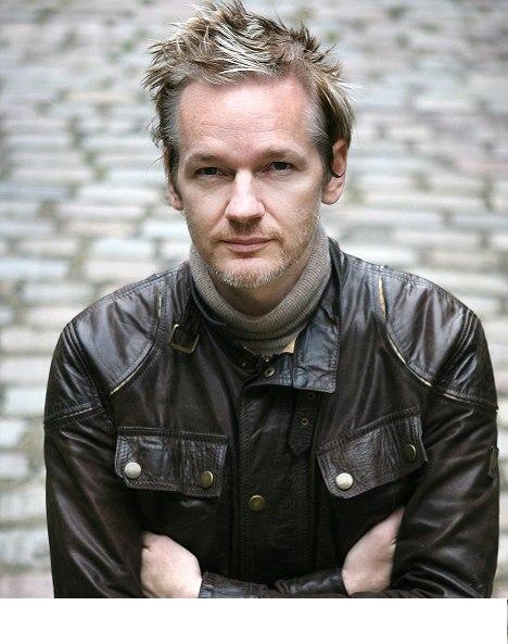Bad boy Julian Assange
