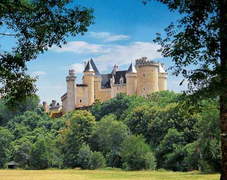 Château de Chabenet – Berry - France