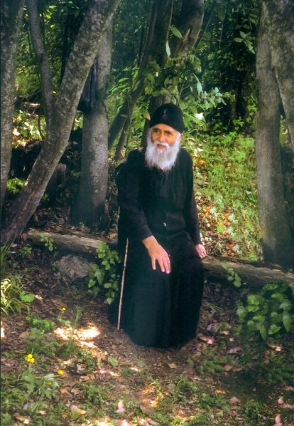 Modern day saint - Elder Paisios of Mount Athos