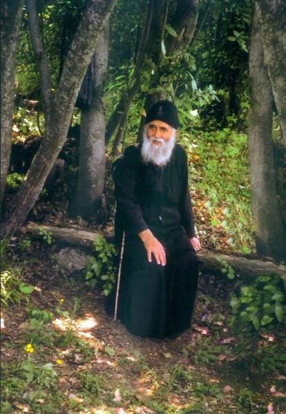 Modern day saint - Elder Paisios of Mount Athos