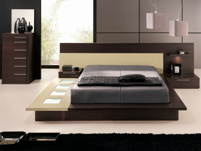 bedroom-furniture-with-modern-bed