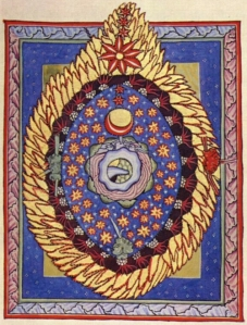 Spiritual art of Hildegarde of Bingen