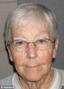 Sister Megan Rice, badassed nun.