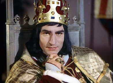 Sir Laurence Olivier as Richard III