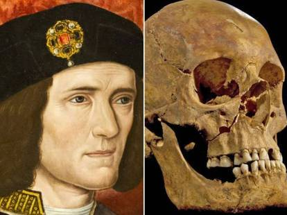 Richard III, then and now