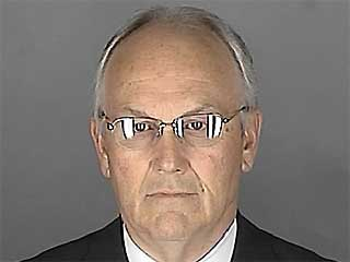 Former US Senator Larry Craig got caught acting, ahem, in an animated manner in a public restroom