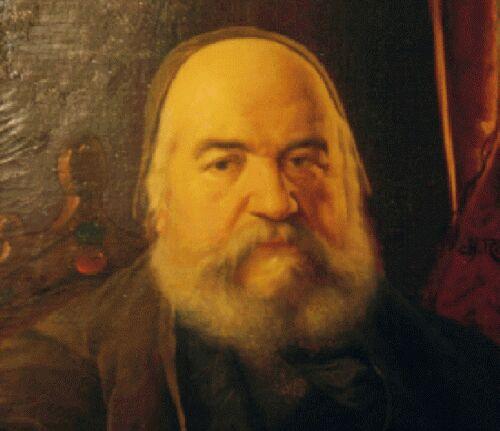 Alchemist and white magician, Eliphas Levi.