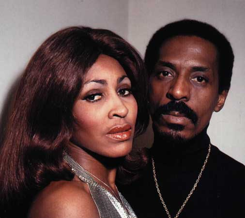 Tina Turner had to put with physical and emotional abuse from Ike Turner for years.
