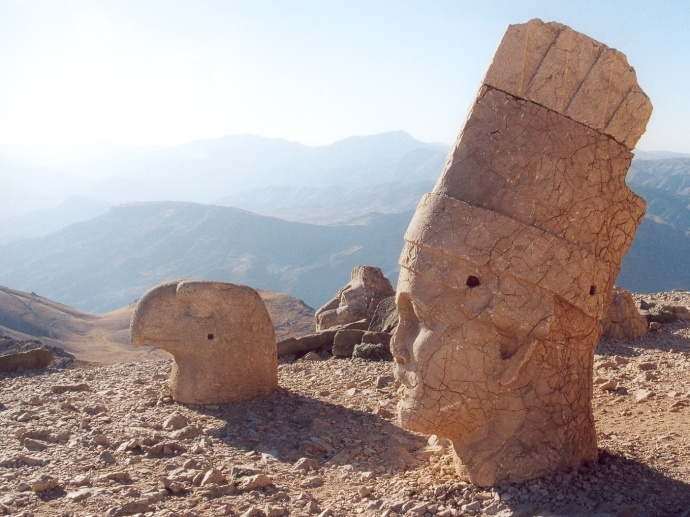 Nemrut, Dag, Turkey