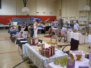 Need cheap but interesting gifts? Head out to a craft fair.