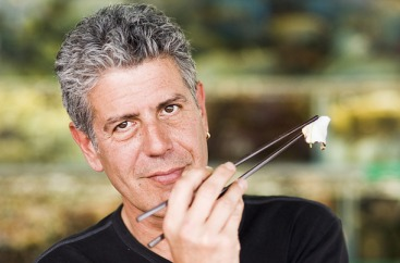 Anthony Bourdain, a real global citizen