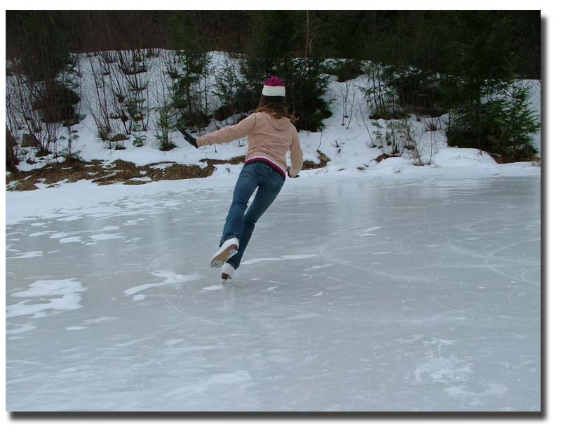 ice skating tips how to stop
