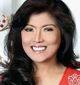 Imee Marcos - daughter of Imelda and Ferdinand.Outed!
