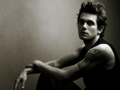 Notorious love hound John Mayer
