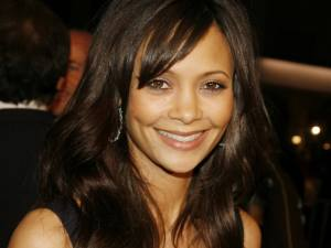 Biracial beauty Thandie Newton is half English and half Zimbabwean. She read Anthropology at Cambridge