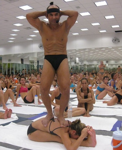 Famed Yoga Guru Is In Another Sexual Lawsuit
