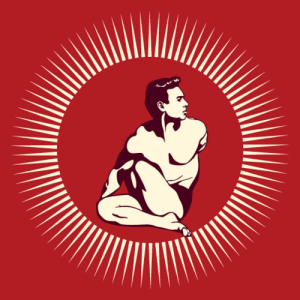 Bikram logo.