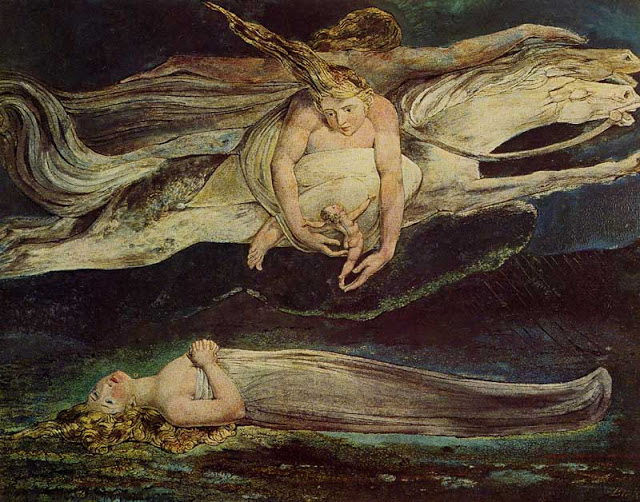william blake illustrations