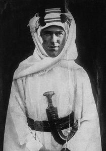 The real Laurence of Arabia.
