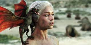 Khaleesi, Daenerys Targaryen, mother of dragons