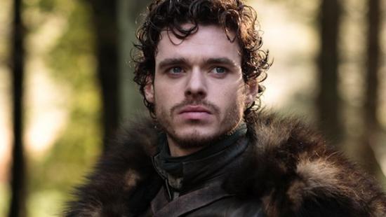 Dang! Richard madden plays Robb Stark