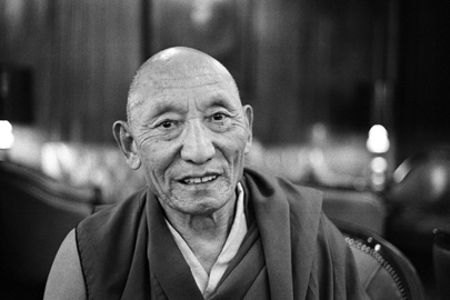 The Venerable Palden Gyatso. Ladies and gentlemen, this is a real badass.