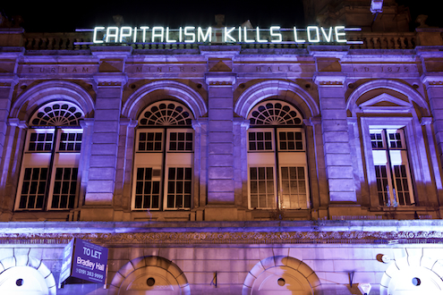 CAPITALISM KILLS (LOVE)