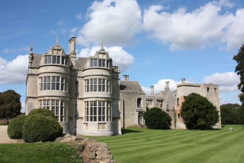 Kirby Hall, Home of the Earls of Winchelsea