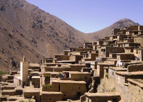 Morrocan village