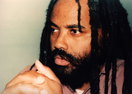 Mr. Bad-Assery himself, Mumia Abu Jamal