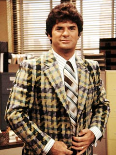 "Sleazy salesman Herb Tarlek from ""WKRP in Cincinnati"" who was constantly after Jennifer."