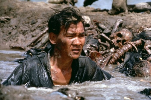"Haign S. Ngor won an Oscar back in 1984 for ""The Killing Fields"""