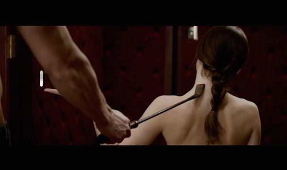 Scene from FSOG, from Youtube.