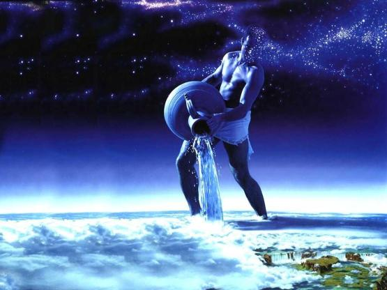 The Age of Aquarius is not going to happen fully unless one half of humanity looks upon the other half of humanity as an equal and valued partner.