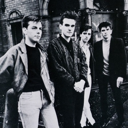 The Smiths back in 1985. This reunion will never happen.