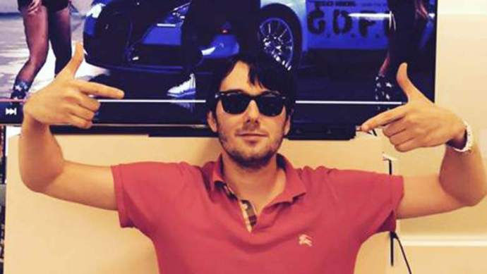 Douche bag of the year- Martin Shkreli