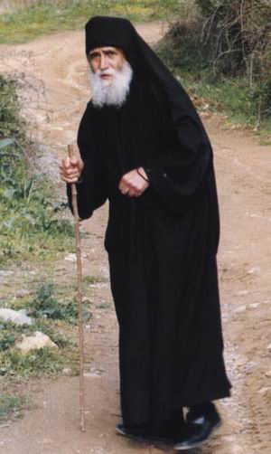 Saint Paisios of the Holy Mountain