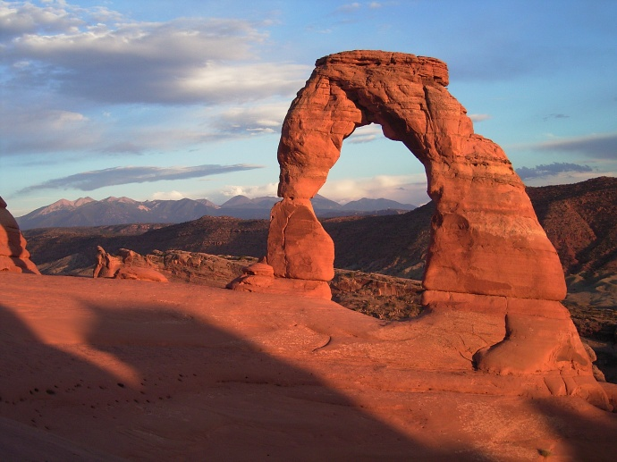Grand Arches National Park, Utah