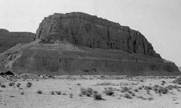 The Nag Hammadi library was found not far from this area, which isn't far from the Saint Catherine's Monastary in the Sinai Desert, Egypt.