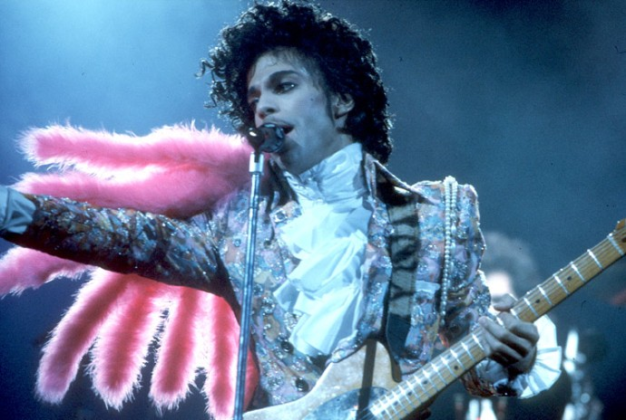 I don't care what anyone says, prince had a fashion sense all his own and it worked. A classic case of the man wearing the clothes and not the clothes wearing the man. You need a massive personality to be able to swing the kinds of threads Prince did.