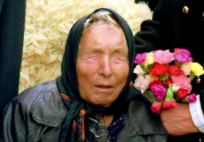 Baba Vanga, sometimes called the Nostradamus of the Balkans