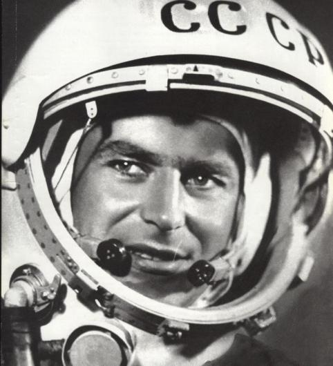 Russian cosmonaut, Gherman Titov - he still holds the record for being the youngest man sent into space, at age 25.