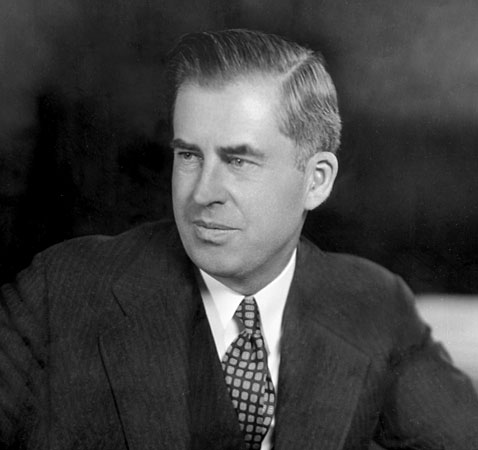 Henry A. Wallace, 33rd Vice President of the US, should have been President.