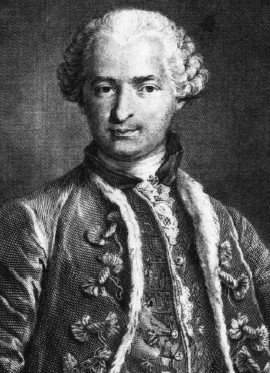 The Comte de Saint-Germain